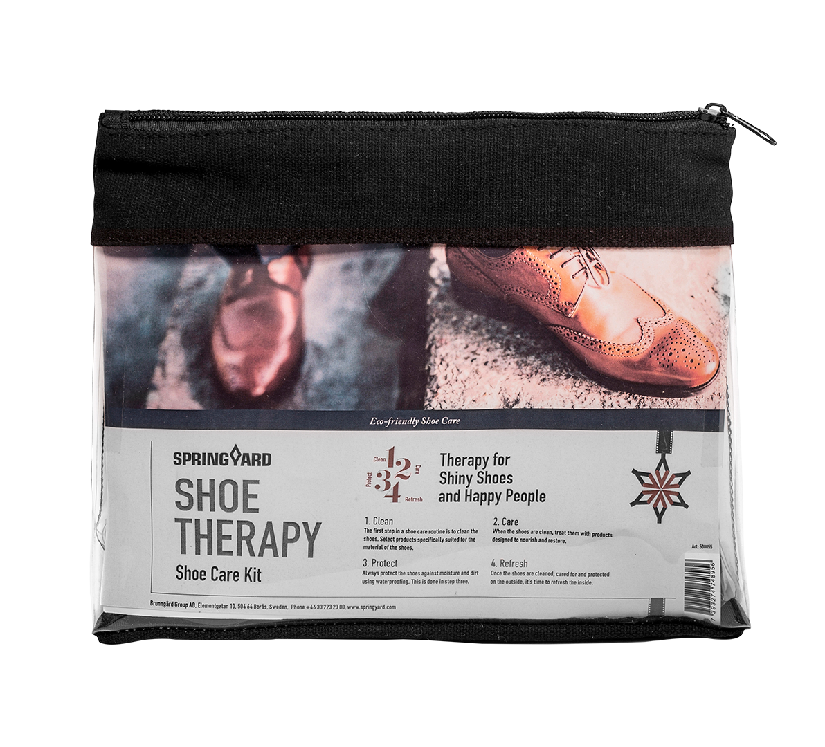 Shoe Care Kit Therapy