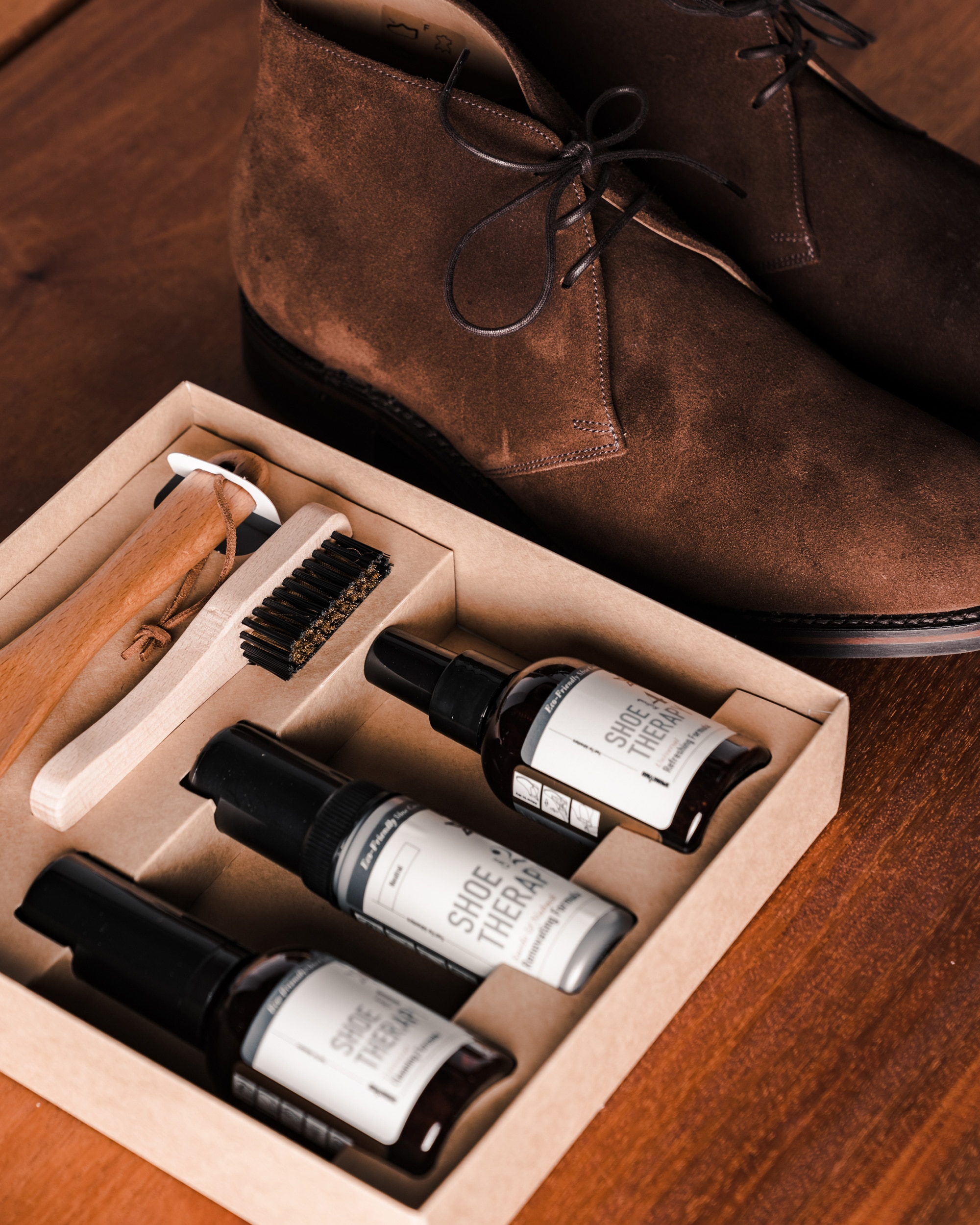 Gift box Suede/Nubuck