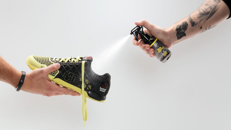 Använd skodeo för en fräsch sko på insidan