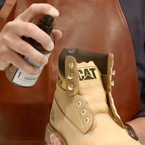 Impregnering till skor & stövlar